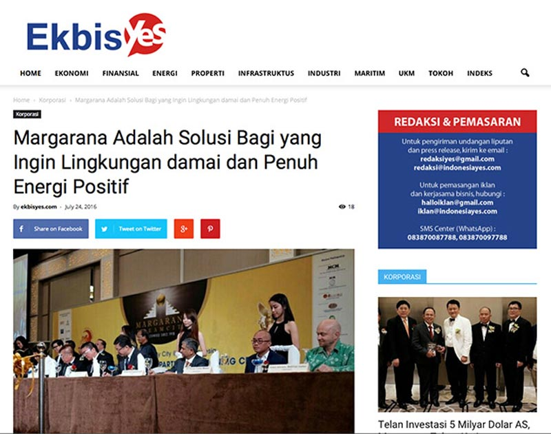 Ekbis Yes 1 (Sunday, 24 July 2016)