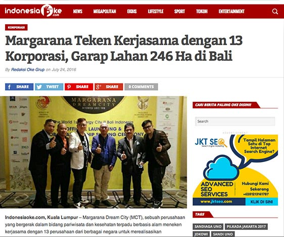 Indonesia Oke 2 (Sunday, 24 July 2016)