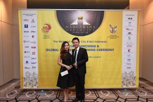 Official Launching & Global Partnership Signing Ceremony